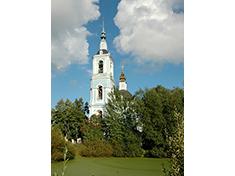 Дмитров, Церковь Введения во храм Пресвятой Богородицы