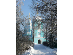Ольгово, Церковь Введения во храм Пресвятой Богородицы