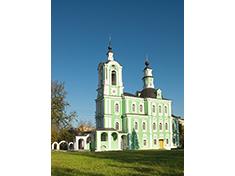 Дмитров, Церковь Троицы Живоначальной (Тихвинская)