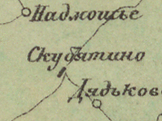 Усадьба Надеждино