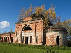Морозово, Церковь Успения Пресвятой Богородицы