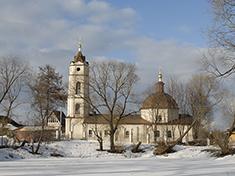 Шуколово, Церковь Успения Пресвятой Богородицы